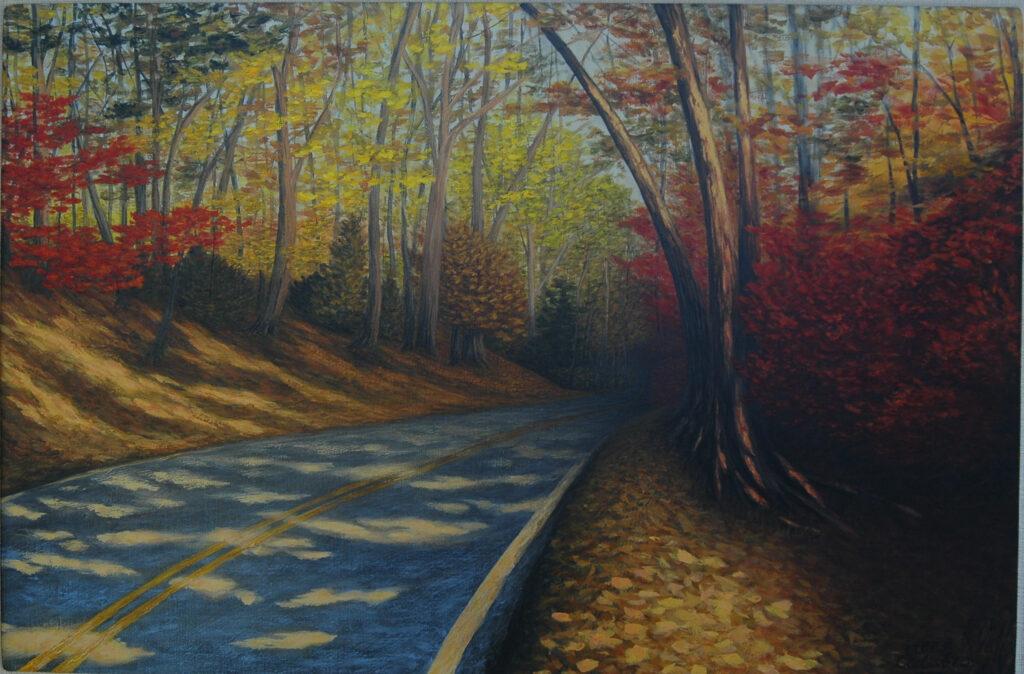 Fall Road, Waldorf, MD