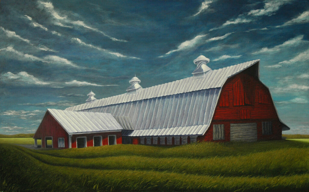 Big Barn, Laytonsville, MD